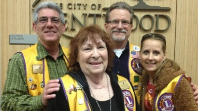 The Brentwood Lions Club