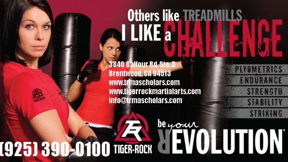 Tiger-Rock Martial Arts Scholars Inc.