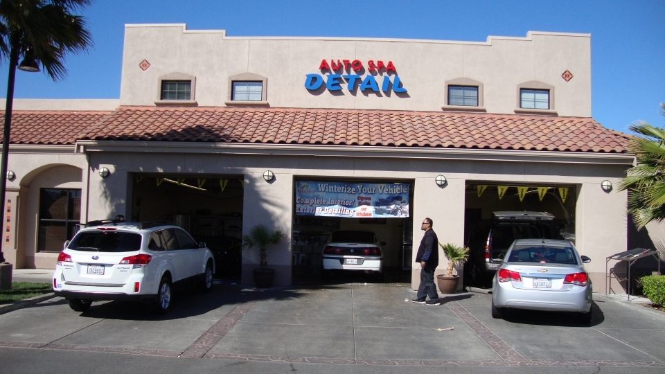 Brentwood Auto Spa